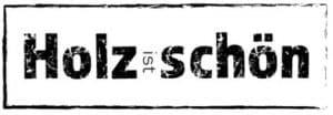 Logo Holz ist Schön
