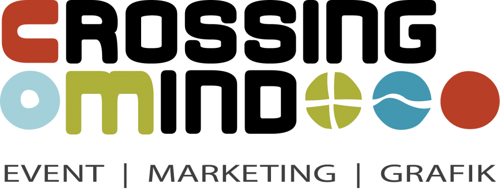 Logo Werbe- und Eventagentur crossing mind